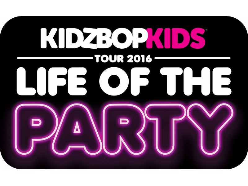 Kidz Bop Tour at the Count Basie Theatre (Red Bank, NJ) -