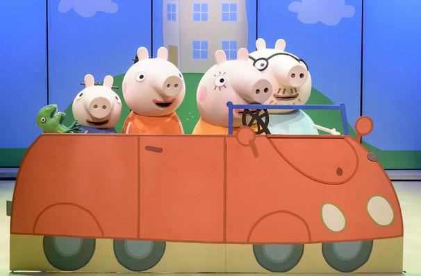 Peppa Pig Live At State Theatre New Brunswick Nj